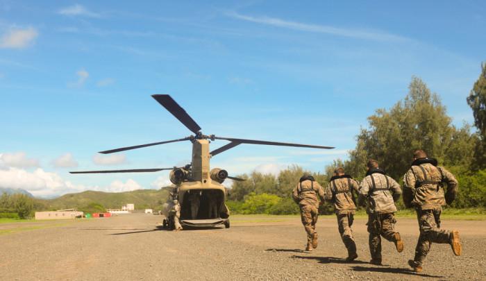 3) Schofield Barracks, Oahu
