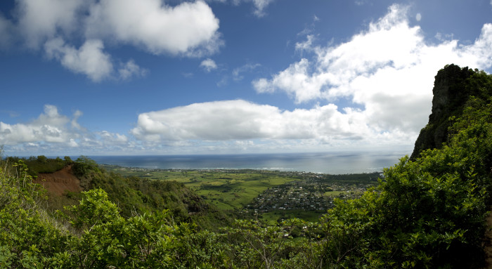 3) Sleeping Giant Hike, Kauai