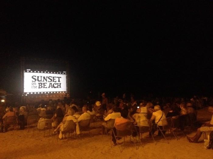 3) Sunset on the Beach, Honolulu