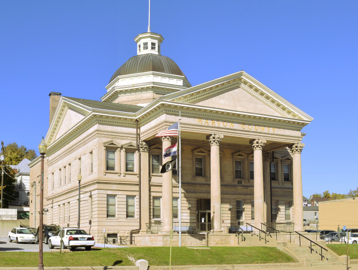 3. Marion County:  51.13 offenders per 10,000 residents