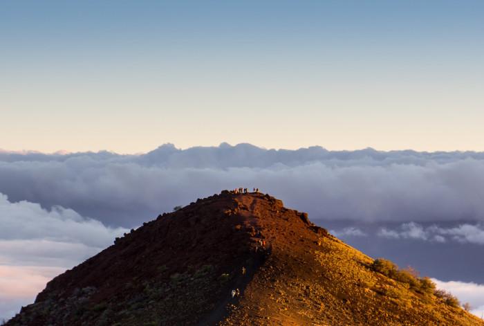 30) The summit of Mauna Kea.