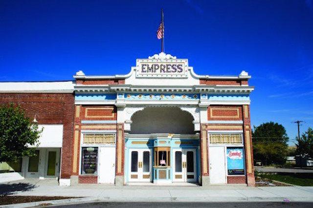 7) Empress Theater, Magna