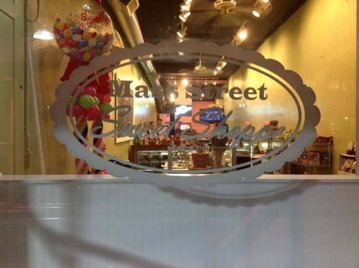 6. Mass Street Sweet Shoppe (Lawrence)