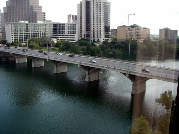 13) It doesn't get much better than this view of Lady Bird Lake in Austin!