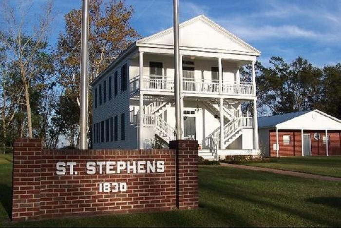 8. St. Stephens