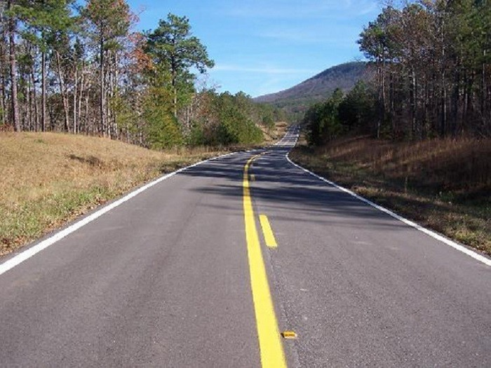 7. Go for a scenic drive in the country.