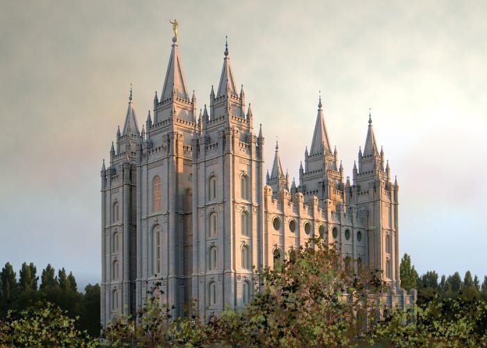 12) Salt Lake Temple