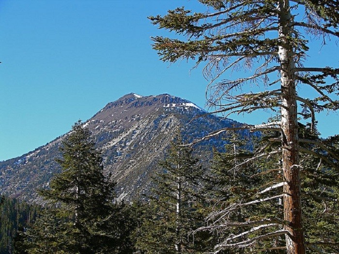 2. And many of these trails lead to mountain peaks with breathtaking views.