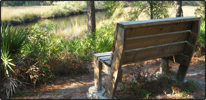 3. Fontainebleau Nature Trail, Ocean Springs