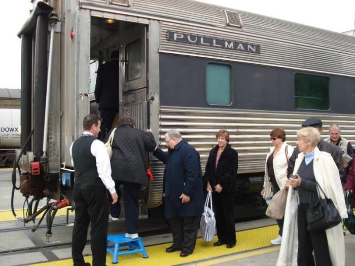 3. Pullman Rail Journeys - The Magnolia Holiday