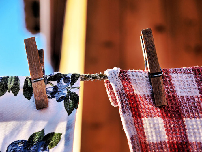 10. Vermont has banned the prohibition of clotheslines.