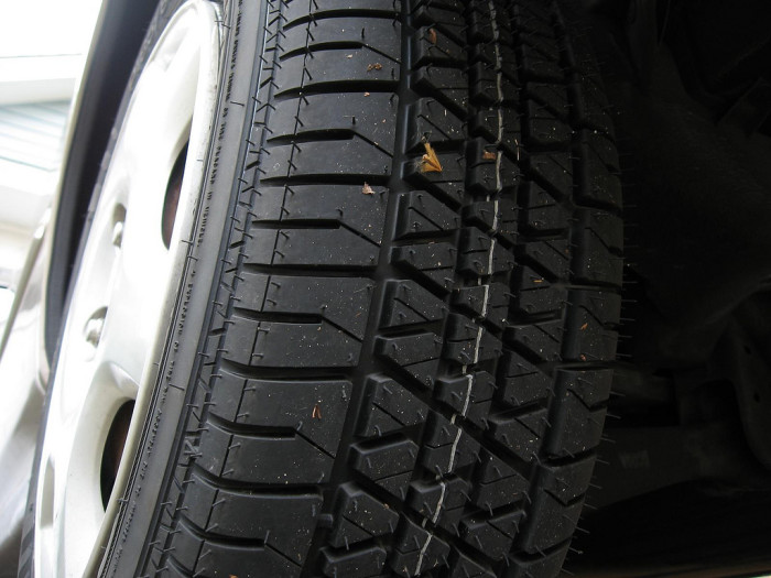 12. Check your tires.