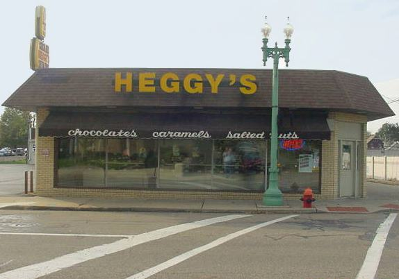 6. Heggy's Candy Company (Canton)