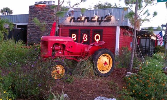 10. Nancy's Bar-B-Q