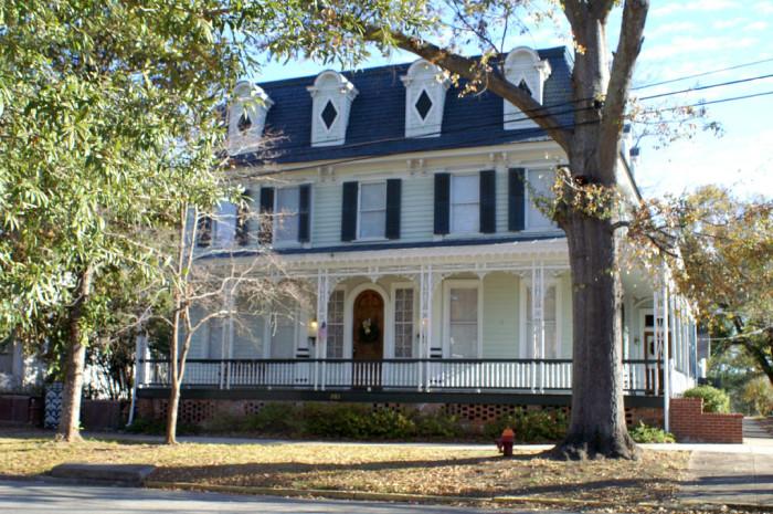 6. Breedlove - Scott - Tate House in Milledgeville, GA