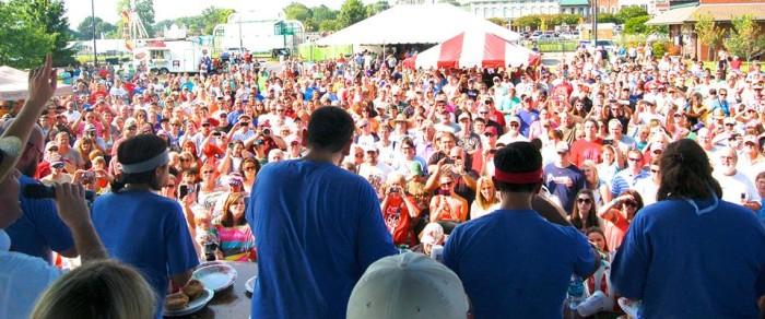 3. Slugburger Festival, Corinth