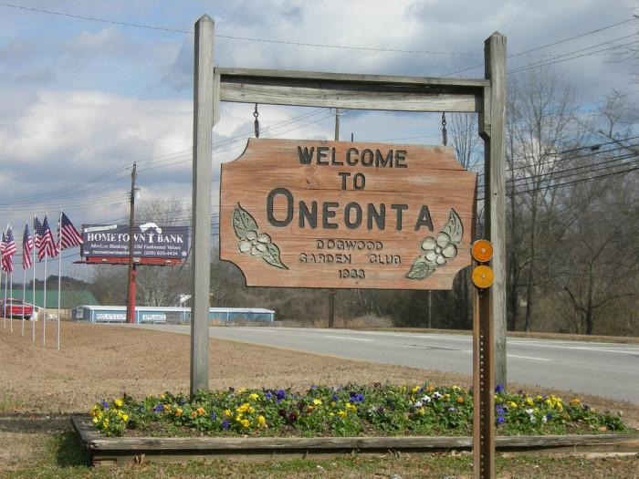 2. Oneonta