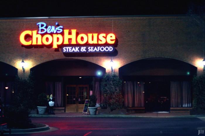 6. Ben's Chophouse - 5300 Sidney Simons Blvd #14, Columbus, GA 31904