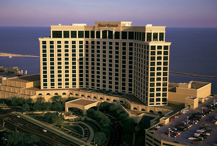 3. The Beau Rivage Casino and Hotel