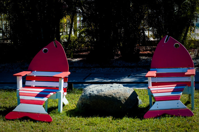 6. Would these adorn your lawn in any other state?