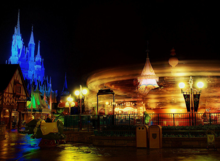 8. The world would be a little sadder without the happiest place on Earth.