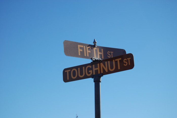 14. Toughnut Street, Tombstone