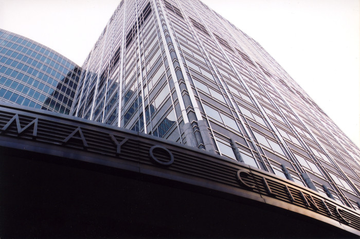 7. The Mayo Clinic in all its world renowned glory. Don't worry other states, we'll just be saving lives over here in MN.