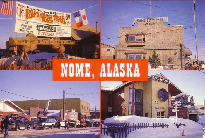 2) Nome Census Area