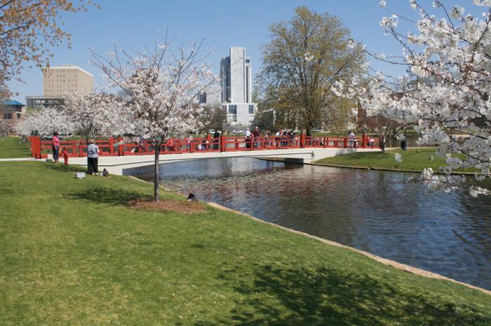 4. Big Spring Park Lake - Huntsville, AL