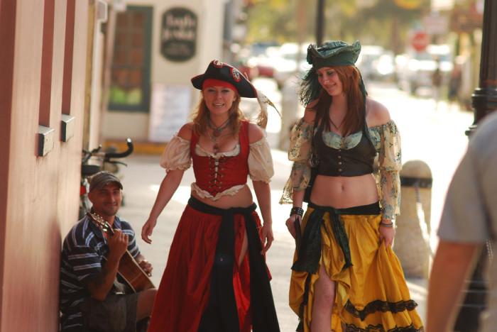 3. Pirates