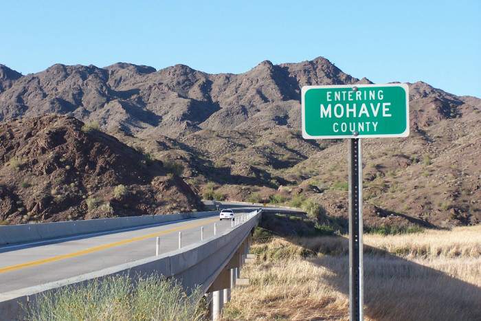 6. Mohave County