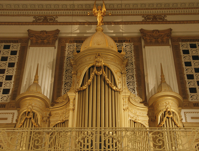 5. Wanamaker's Organ, Philadelphia
