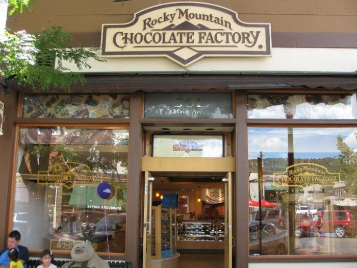 7. Rocky Mountain Chocolate Factory (Durango)