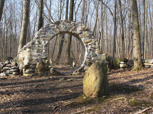 4. Columcille Megalith Park,  Bangor