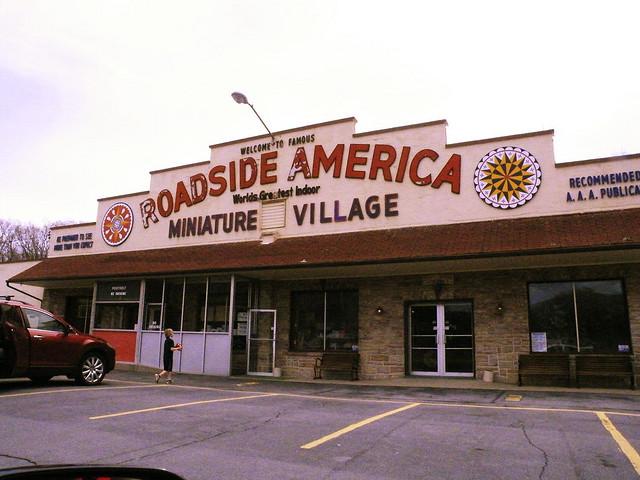 7. Roadside America, Shartlesville