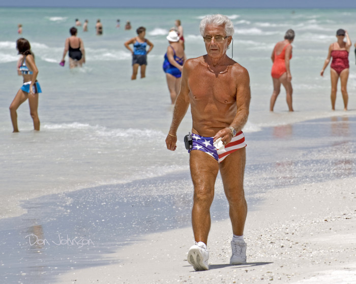 2. Where will the old people go to stay young?