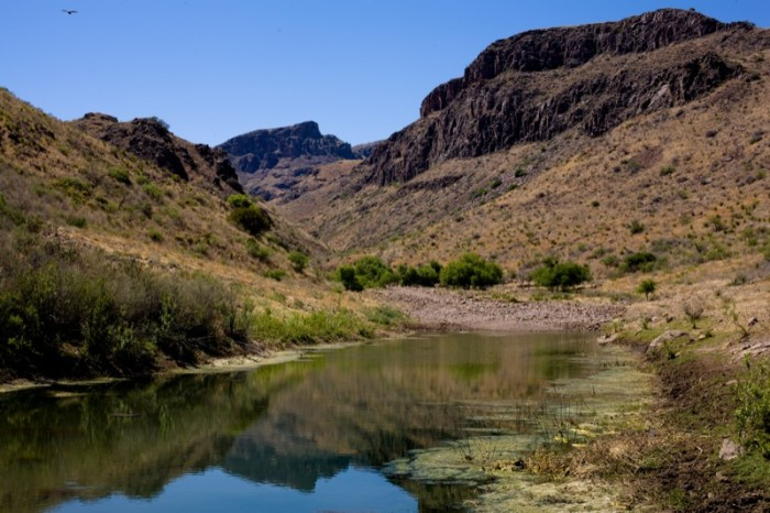 5) Chinati Mountains