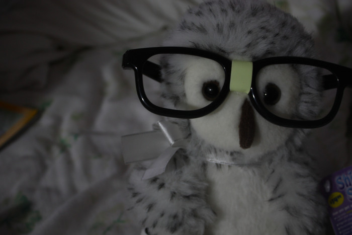 3. The Stuffed Owl Lawyer and his Client