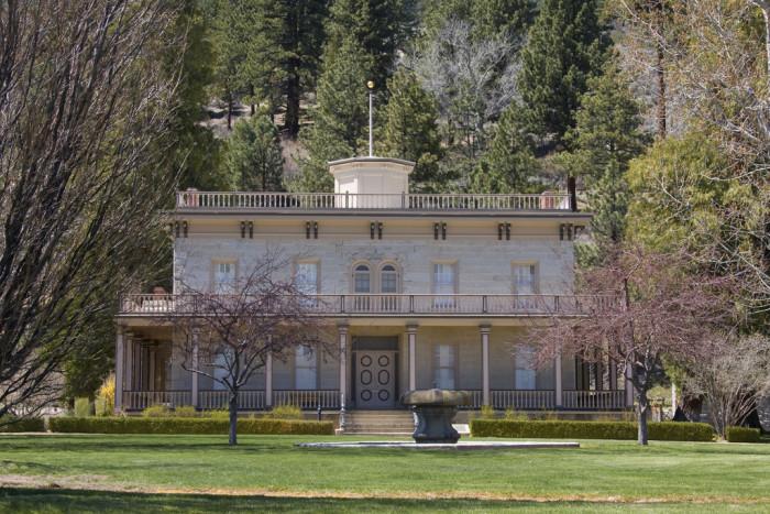 6. Bowers Mansion - New Washoe City