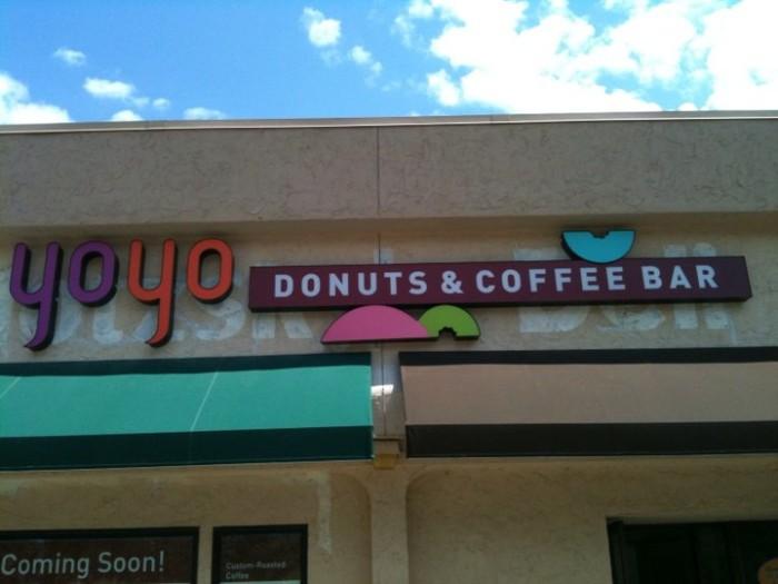 11. Yo Yo Donuts & Coffee Bar, Minnetonka.