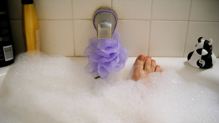 9. In the city of Barre, all residents are required to bathe every Saturday night.
