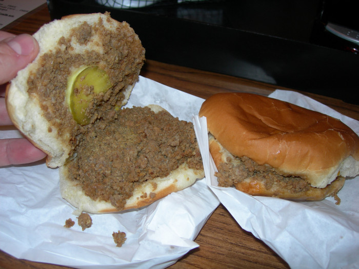 9. Loose Meat Sandwiches