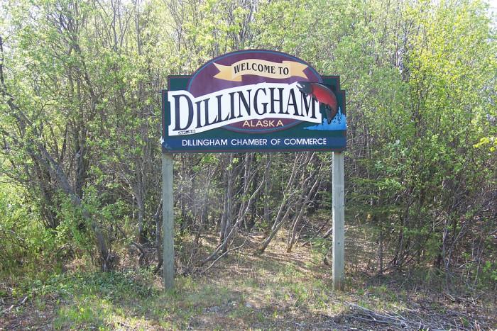 5) Dillingham Census Area