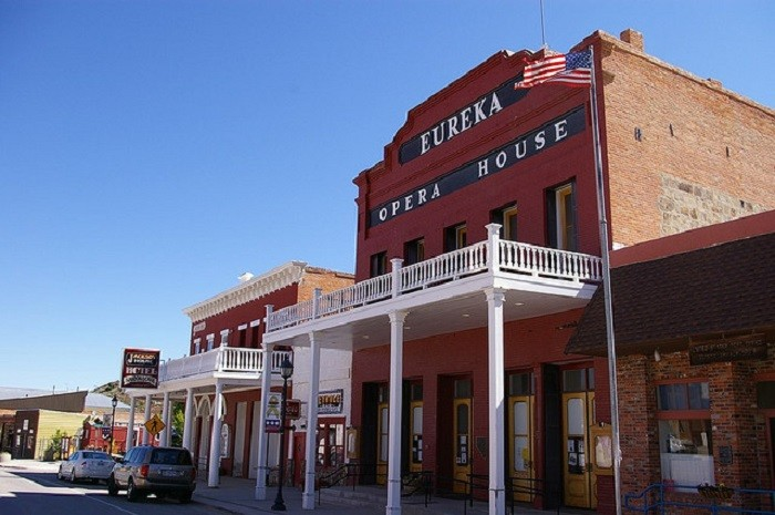 8. Eureka County