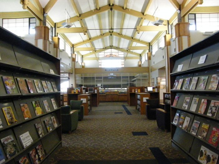 Head to your local library to check out some great books. (If you hate reading, most have audio books and DVDs as well!)