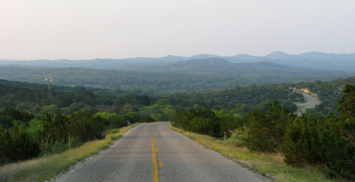 10) Cruise down the windy Tularosa Road in Kinney County to take in the magnificent scenery of the southwestern portion of the hill country!