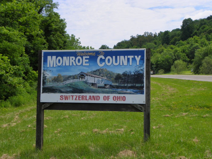 5. Monroe County: 29.9  offenders/10,000 residents