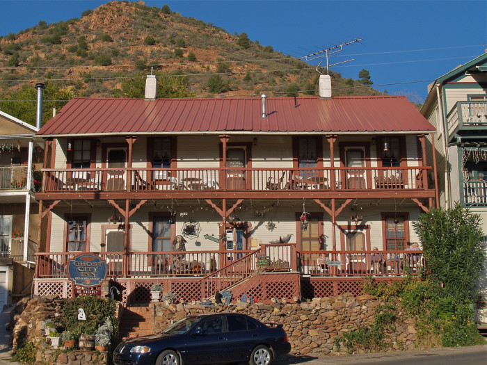 4. Ghost City Inn, Jerome
