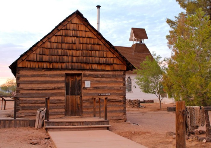 7. Pioneer Living History Museum, Phoenix