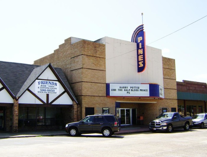 8) Hey, you could always go see a movie; we have plenty of great theaters across the state!
